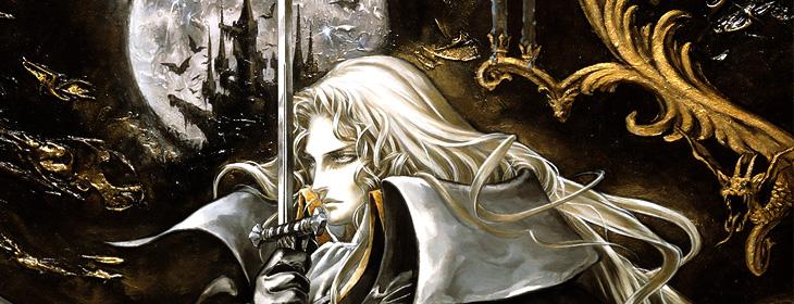Castlevania: Symphony of The Night (KONAMI, 1997)