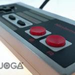 Controle do NES.