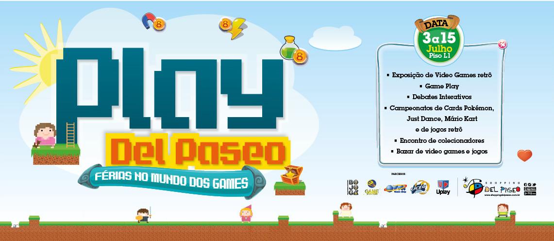 Exposição Del Paseo Play