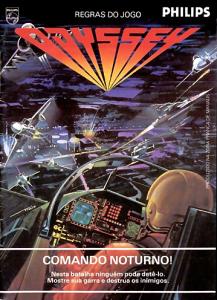 Capa do jogo Comando Noturno!