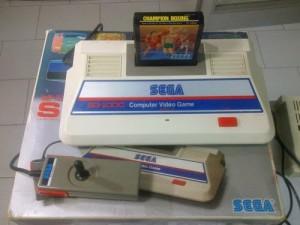 SEGA-SG-1000-+-SG-1000-II-+-MARK-III