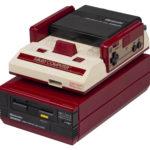 Famicom Disk System.