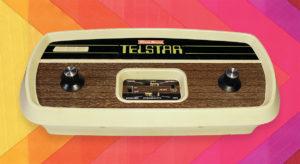 O Telstar alavancou as vendas de videogames nos EUA.