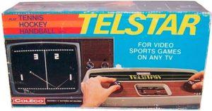 Caixa do Telstar.