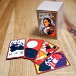 Cartões Hanafuda.