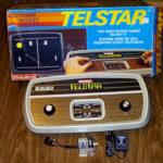 Conjunto vendido no Telstar.