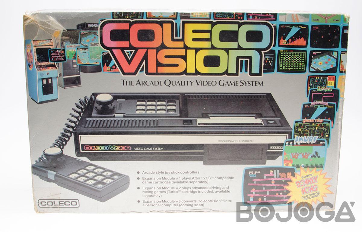 ColecoVision – Bojogá