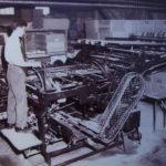 Linha da produção da Coleco