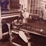 Trabalhador na fábrica da Coleco