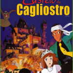 Capa do filme Castelo Cagliostro.