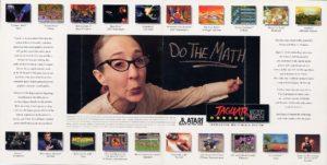 """Anúncio do Jaguar com o tema """"Do the Math"""""""