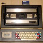 Módulo de teclado do Intellivision.