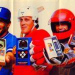 Publicidade dos portáteis da Mattel Electronics.