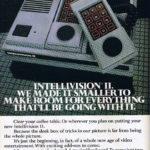 Publicidade do Intellivision II.