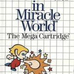 Capa internacional de Alex Kidd in Miracle World.