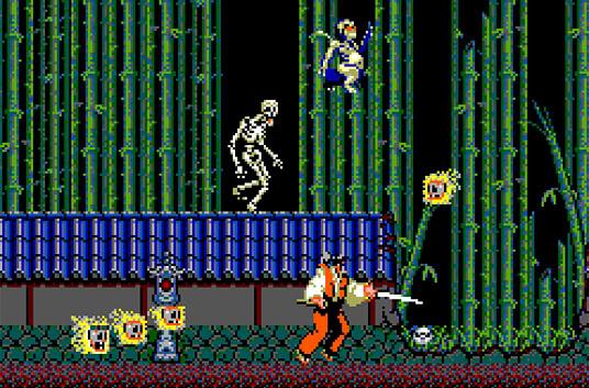Kenseiden (Sega, 1988) – Bojogá cc0ba87af3