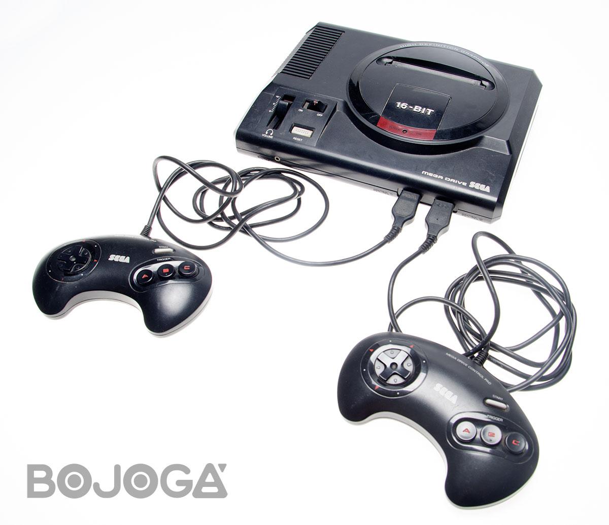 Mega Drive II  BRA  – Bojogá 387c5b2103