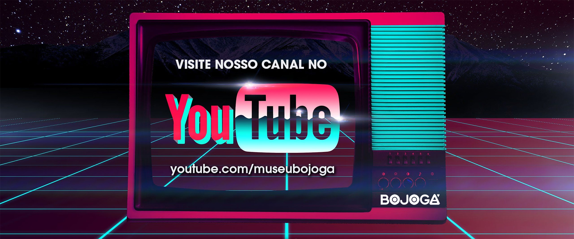 Museu Bojogá no YouTube – Bojogá 2228576d40